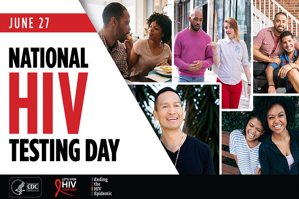 National HIV Testing Day June 27 600x400 1